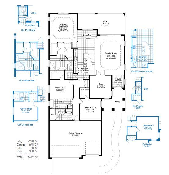 Bright Meadow Floor Plan