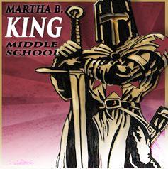 Martha B. King Middle School